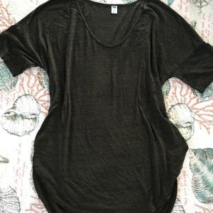 Old navy tunic T-shirt